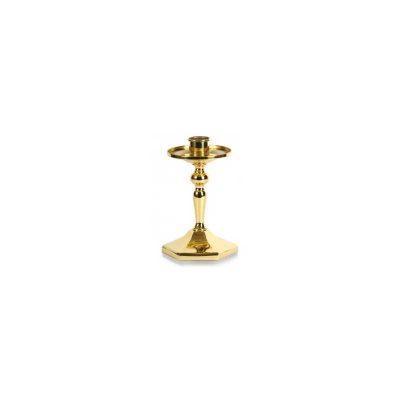 9.25 inch Brass Candlestick